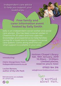Free Carer Event